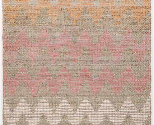 Smooth Comfort Pastel Zigzag natural multi 115