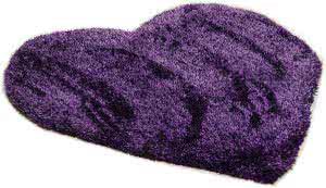 Soft Herz purple