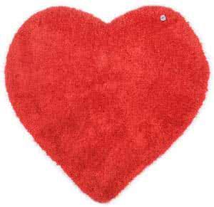Soft Herz red