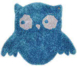 Soft Owl turquoise
