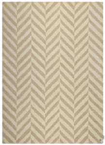Country zigzag beige