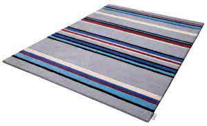 Life stripes blue