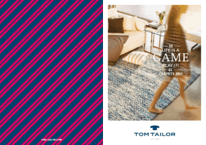 Tom Tailor carpets 2015