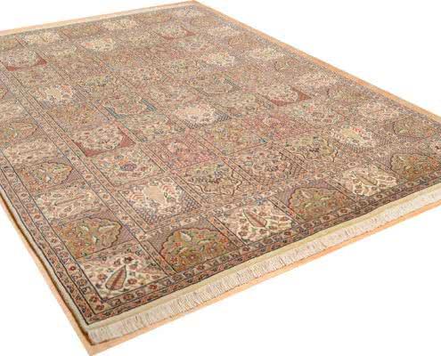 Meray Silk Touch Baktiyarik cremecreme