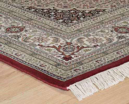 Sirsa Mahi Silk Touch Mahi Tabriz redcream