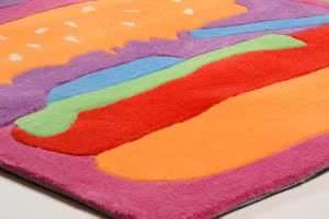 Menorca Burger multicolor